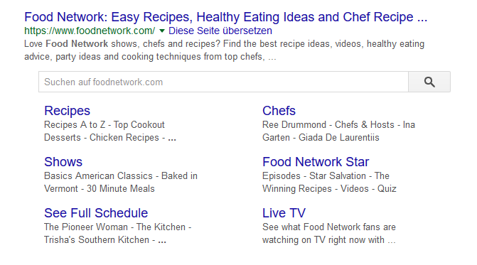 food-network-google-serps